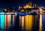 Fahrt auf dem Bosporus mit Abendessen und türkischer Abend-Show ab Istanbul