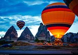 Cappadocia Hot Air Balloon Flight with transfer from Kayseri