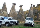 Cappadocia Half-Day Jeep Safari with Lunch