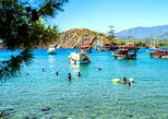 Boat Tour on the Beautiful Bays of Kemer and Phaselis with Lunch
