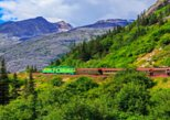 Skagway Shore Excursion: White Pass Summit Rail and Bus Tour