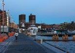 Oslo Shore Excursion: Panorama Tour with Vigeland Sculpture Park & Ski Jump