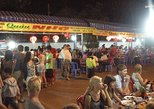 Overnight Phu Quoc Beach Camping Tour Including BBQ and Squid Fishing