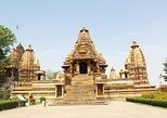 Private Tour: 2-Day Temples of Khajuraho with ASI Museum and Light and Sound Show