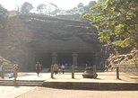 Explore the Elephanta Caves in the lap of God