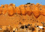 Jaisalmer City Tour with Camel Safari in Desert
