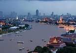10 fun activities to do in bangkok | dinner cruise on chao phraya