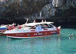 4 Island Snorkel Tour to Emerald Cave by Speed Boat from Koh Lanta