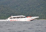 Koh Lipe to Hat Yai Airport by Satun Pakbara Speed Boat and Minivan