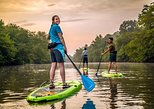 Guided Stand-Up Paddleboard Tour in Asheville