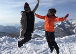 Full Day Snow Monkey and Snow Tour in the Shiga-kogen Highlands in Nagano