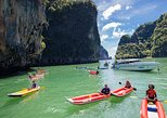 explore phang nga bay in a day, kayaking and snorkeling
