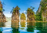 Khao Sok: Full Day Bamboo Rafting Tour from Khao Lak