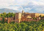 Alhambra of Granada (Skip-the-line) Full Day Trip from Seville