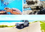 Custom Private Cozumel Jeep Tour: All-Inclusive Private Tour