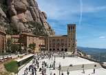Morning or Afternoon Montserrat Tour with Small Group and Hotel pick-up