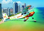 Private Plane Tour over White Sandy Beaches