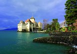 Swiss Riviera Day Trip Including Montreux and Chaplin's World from Lausanne