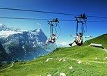 First Berggipfelabenteuer ab Luzern