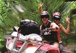 Combo Adventure Tour: Snorkel, Zipline, ATV and Cenote from Cancun