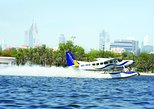 Seaplane flight Dubai to Abu Dhabi and Louvre Abu Dhabi experience