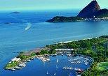 Boat trip through the Guanabara Bay in Rio de Janeiro