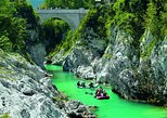 Emerald River and Kozjak Waterfall Small-Group Day Trip
