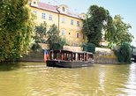 1,5-Hour Prague River Boat Cruise and Guided Tour