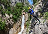 Cetina River Extreme Canyoning Adventure from Split