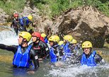 Basic Canyoning on Cetina River from Split