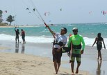 2-Hour Supervised Kiteboarding Lesson in Cabarete