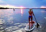 Sunset Stand Up Paddleboard Tour of Linkhorn Bay