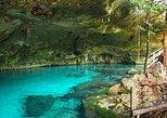 Cenote Dos Ojos Admission Ticket