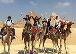 Africa & Mid East - Egypt: 10 Hours Cairo Layover Tours Visit Giza Pyramids and Egyptian Museum and Bazaar