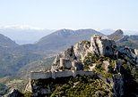 35 Minutes Cathar Castles Tour by Helicopter