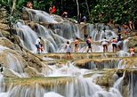 Dunns River Falls and River Rapids Adventure with Lunch