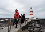 Layover food, drink & sightseeing tour on Reykjanes Peninsula