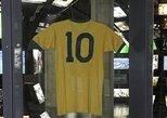 Entrada al museo del Fútbol. Sao Paulo, BRASIL
