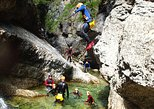 Canyoning Adventure in the Salzkammergut from Salzburg