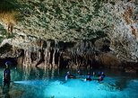 Rio Secreto Plus Admission Ticket with Transport from Cancun or Riviera Maya