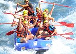 2-in-1 Canyoning and White Water Rafting Adventure with Lunch From Kemer