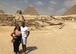 day tour to Giza Pyramids sphinx and then light show at night