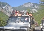 Jeep Safari in Taurus Mountains from Belek