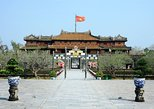 Hue full day tour: Hue Citadel, Thien Mu Pagoda and Tomb of Tu Duc, Hai van pass