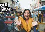 A Walk through the little allies of Old Delhi!!