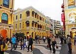 Seat-In-Coach: One-day Macau City Tour from Hong Kong