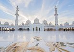 Visit Abu Dhabi: Grand Mosque, Heritage Village, Emirates Palace & Ferrari World