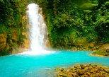 Rio Celeste Hiking, Sloth Sanctuary & Llanos de Cortes Waterfall Tour