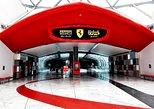 Ferrari World Tour transfers from Dubai