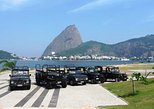 Full Day Rio de Janeiro by Jeep Including Tijuca Forest and Christ the Redeemer